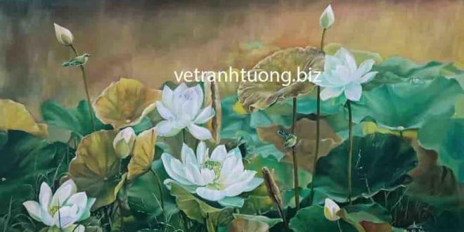 Dịch vụ vẽ tranh tường tại Hải Dương đẹp rẻ uy tín và chất lượng - Vẽ tranh tường Hà Nội