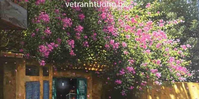 Dịch vụ vẽ tranh tường tại Bắc Ninh rẻ đẹp tư vẫn miễn phí uy tín - Vẽ tranh tường Hà Nội